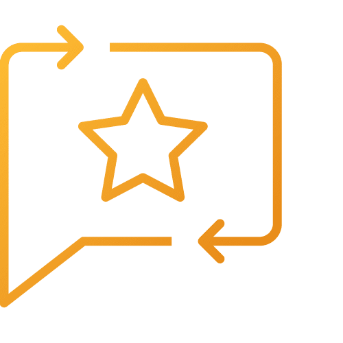 Save time collecting reviews